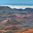 Other Worldly - Haleakala Crater by James Anderson