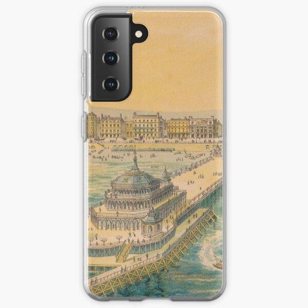The Brighton Marine Palace and Pier Samsung Galaxy Soft Case