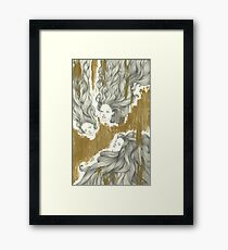 Golden Age Framed Print