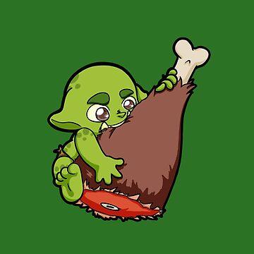 Feed Me by EmeraldDice