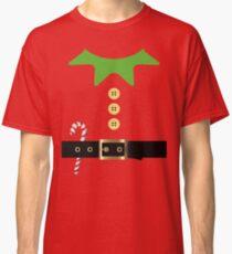 Elf Costume Holiday Christmas T-Shirt Unisex Xmas - Upgrade  Classic T-Shirt