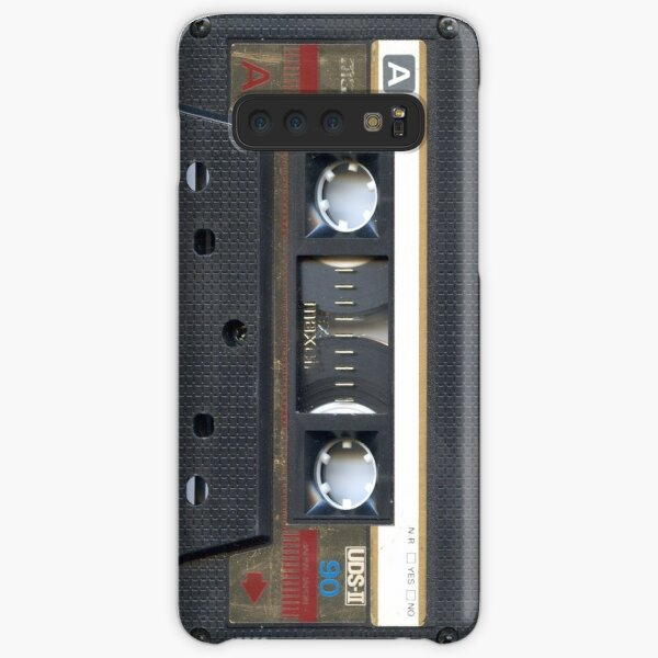 Cassette Gold (Phone Case) Samsung Galaxy Snap Case