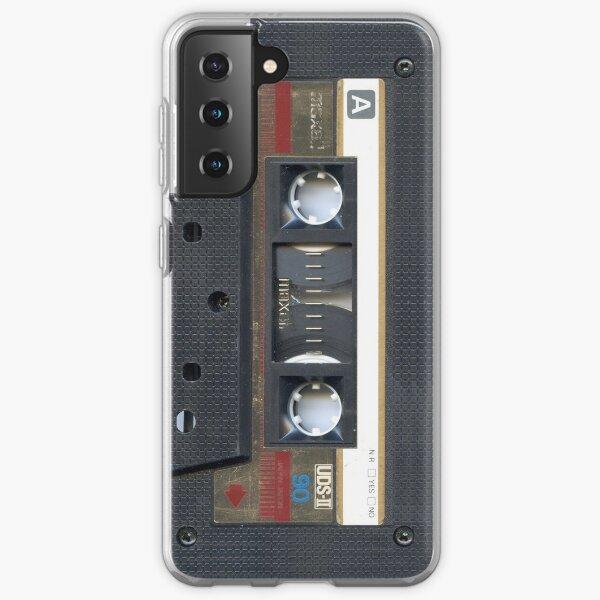 Cassette Gold (Phone Case) Funda blanda para Samsung Galaxy