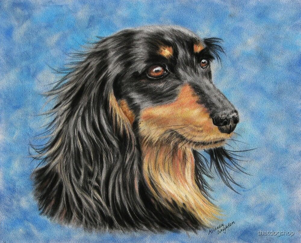 """""""Marcus"""" by Michelle Wrighton by thatdogshop"""