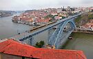 Dom Luis I Bridge  by trish725