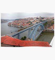 Dom Luis I Bridge  Poster
