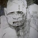 Sad (sketch) by Sebastiaan Koenen