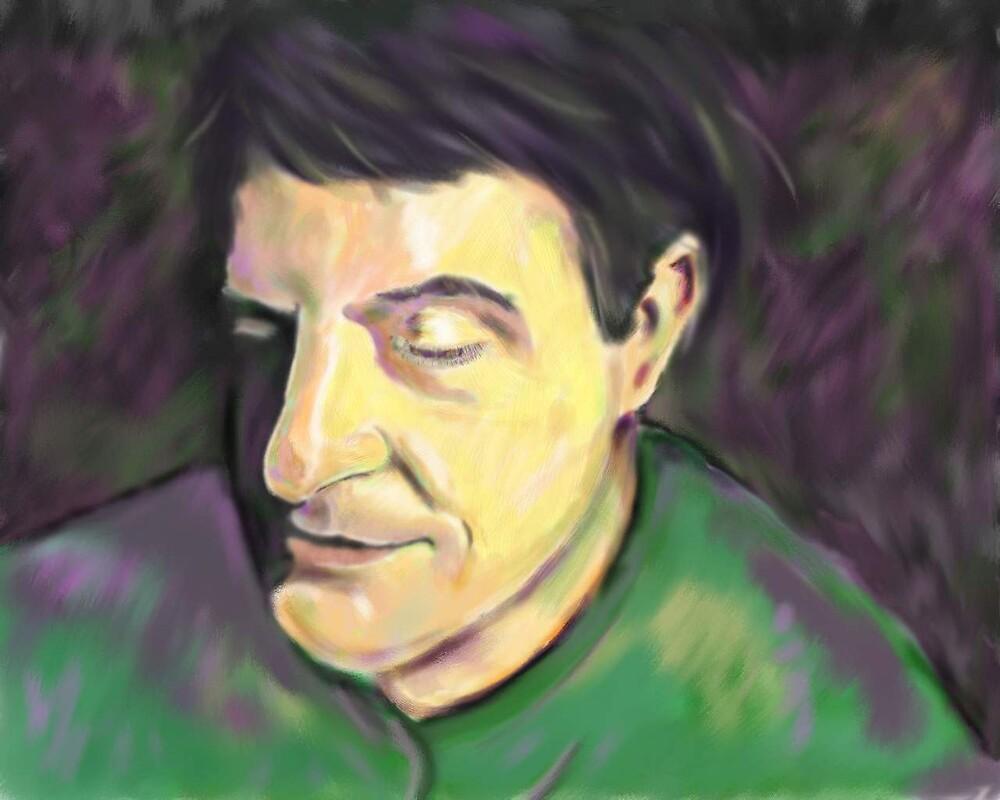 Self Portrait 2007 by center555