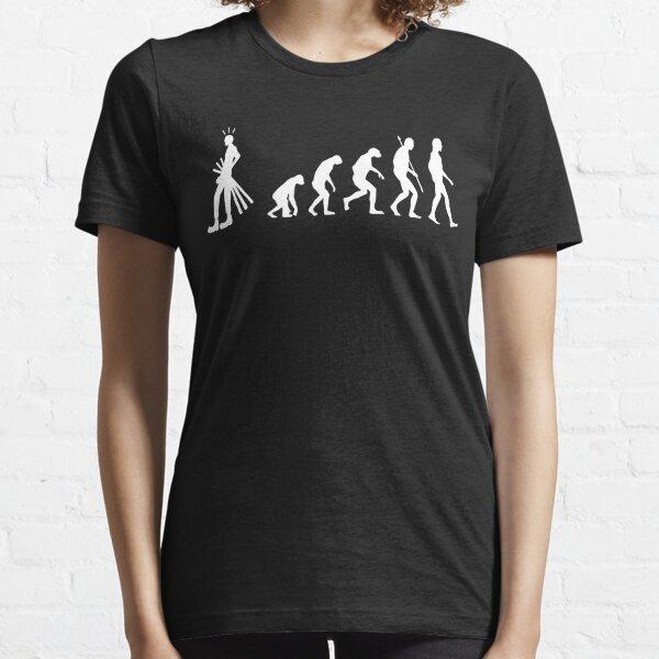 Roronoa Zoro Evolution white Essential T-Shirt
