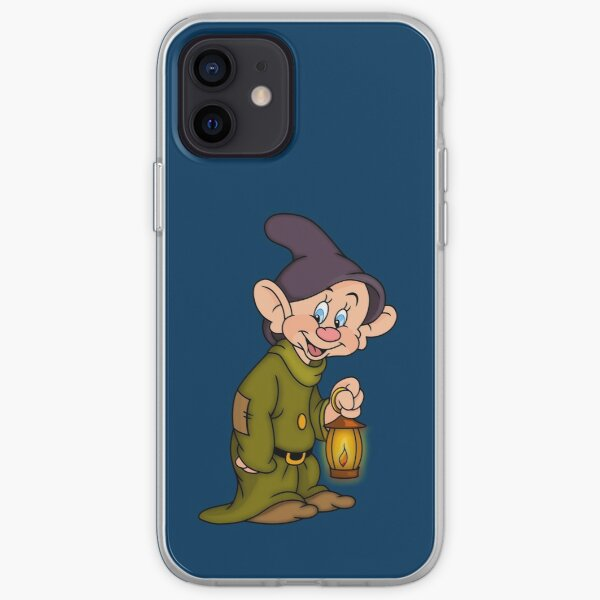 Dopey Lantern iPhone Soft Case