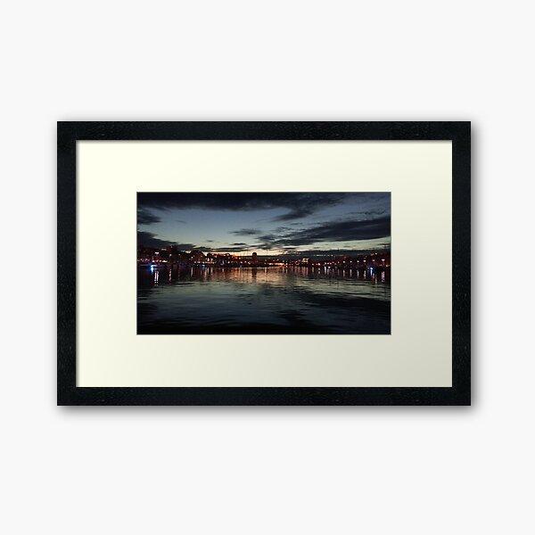 Evasion Framed Art Print