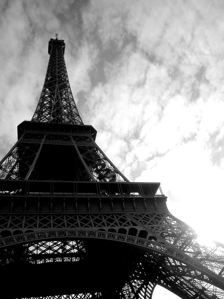 Eiffel Tower by Alastair Humphreys