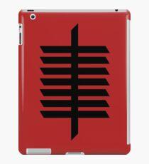The Mark Of A Clipper iPad Case/Skin
