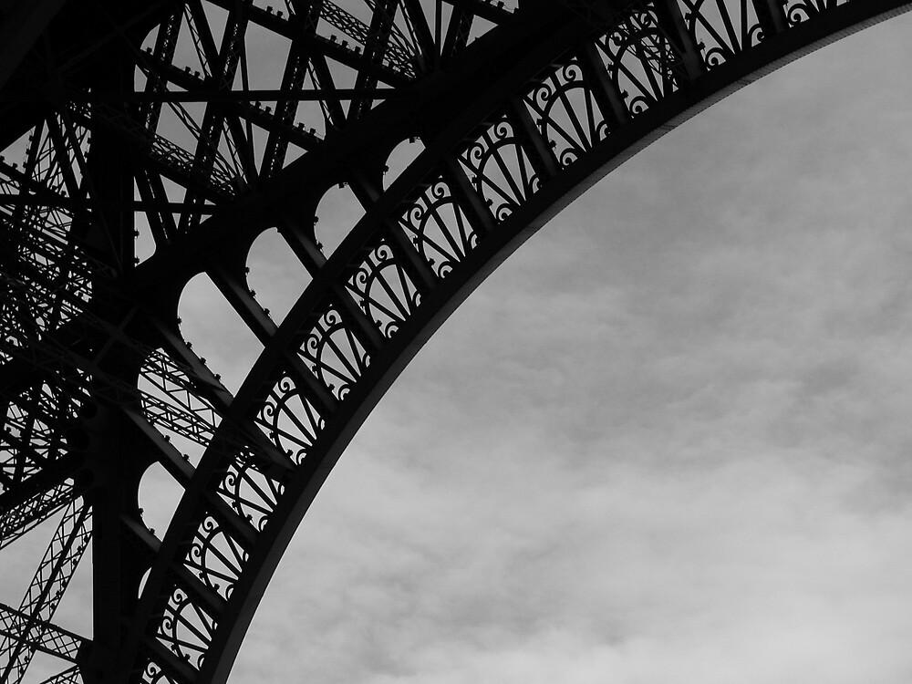 Eiffel Tower 2 by Alastair Humphreys