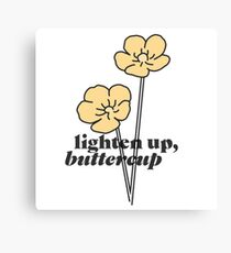 hippo campus buttercup Canvas Print