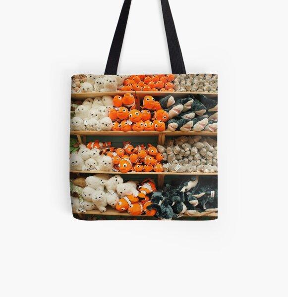 Choices you make All Over Print Tote Bag