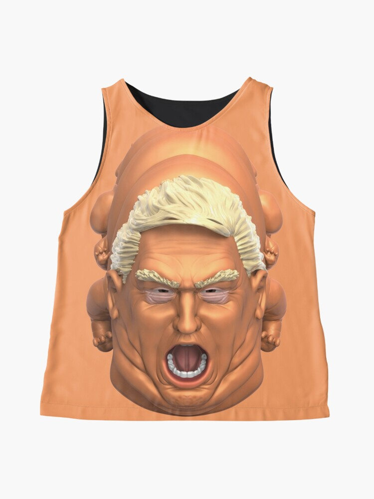 Alternate view of The Tremendous Manslug Sleeveless Top