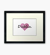 Dublin Framed Print