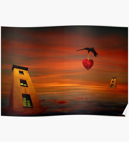 Collector of broken hearts Poster