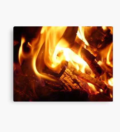 Still not as Hot as Hell! Canvas Print