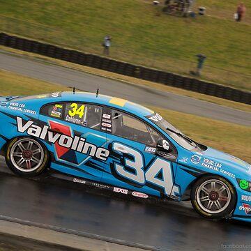 V8 Supercars - Sydney 400  2014 -  Robert Dahlgren - Volvo by StuartVaughan