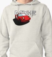 Mazda MX-5 Pullover Hoodie