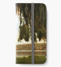 Willows of Stewart Park iPhone Wallet