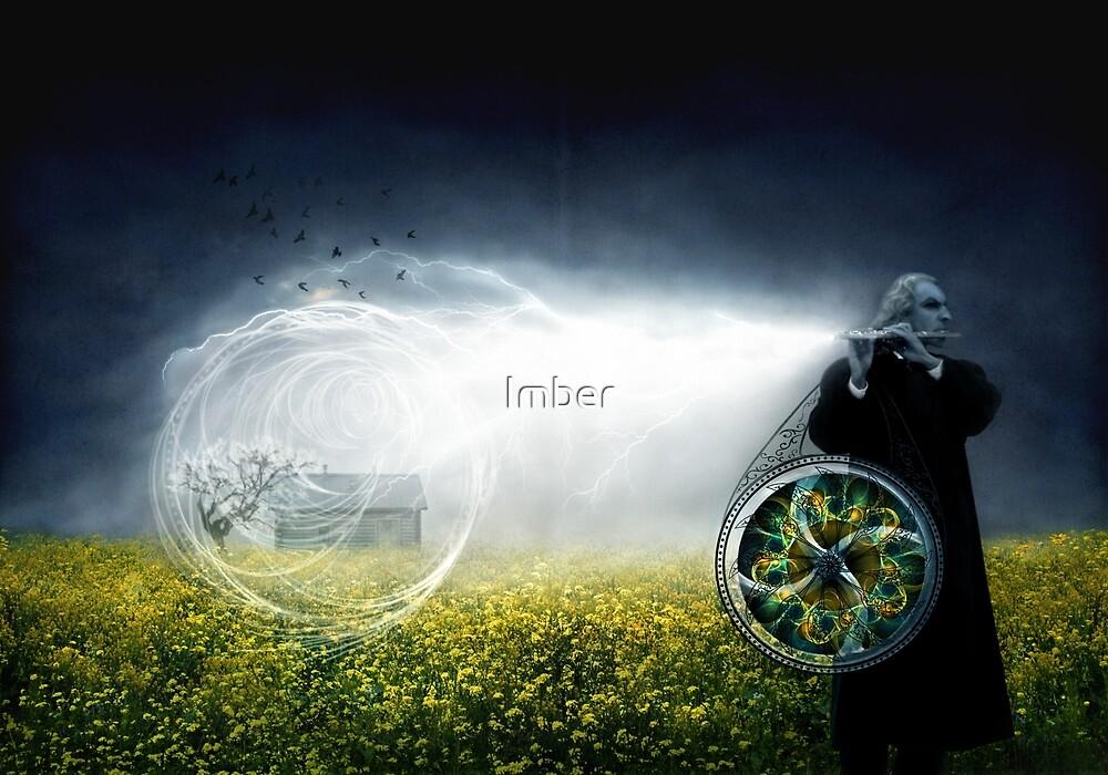 Stranger in black by Imber