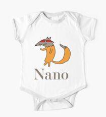 Nano 2 One Piece - Short Sleeve