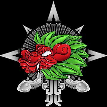 Mexica by ScryveDezigns
