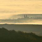 Beaujeu Sunrise, France by Kasia Nowak