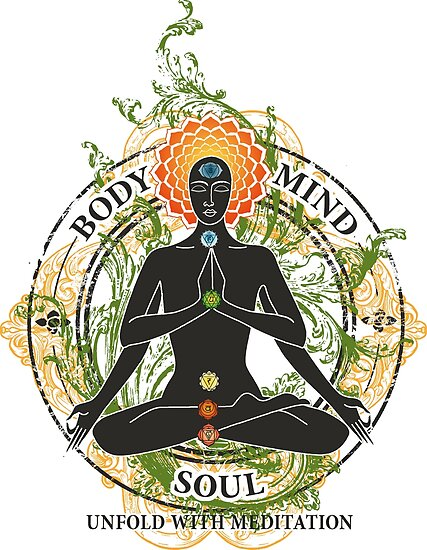 soul mind and body