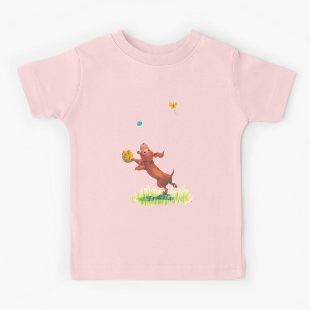A Dachshund's Wish Kids T-Shirt
