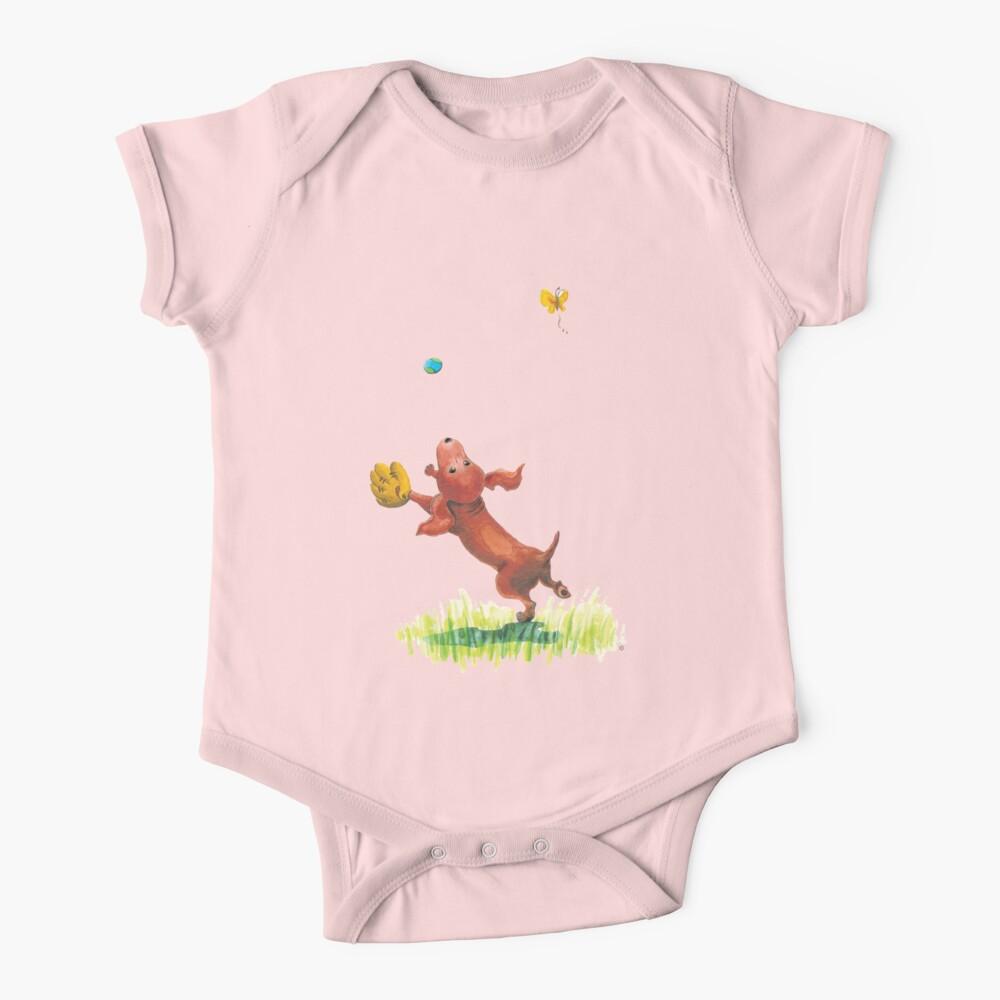 A Dachshund's Wish Baby One-Piece