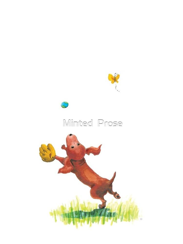 A Dachshund's Wish by MintedProse