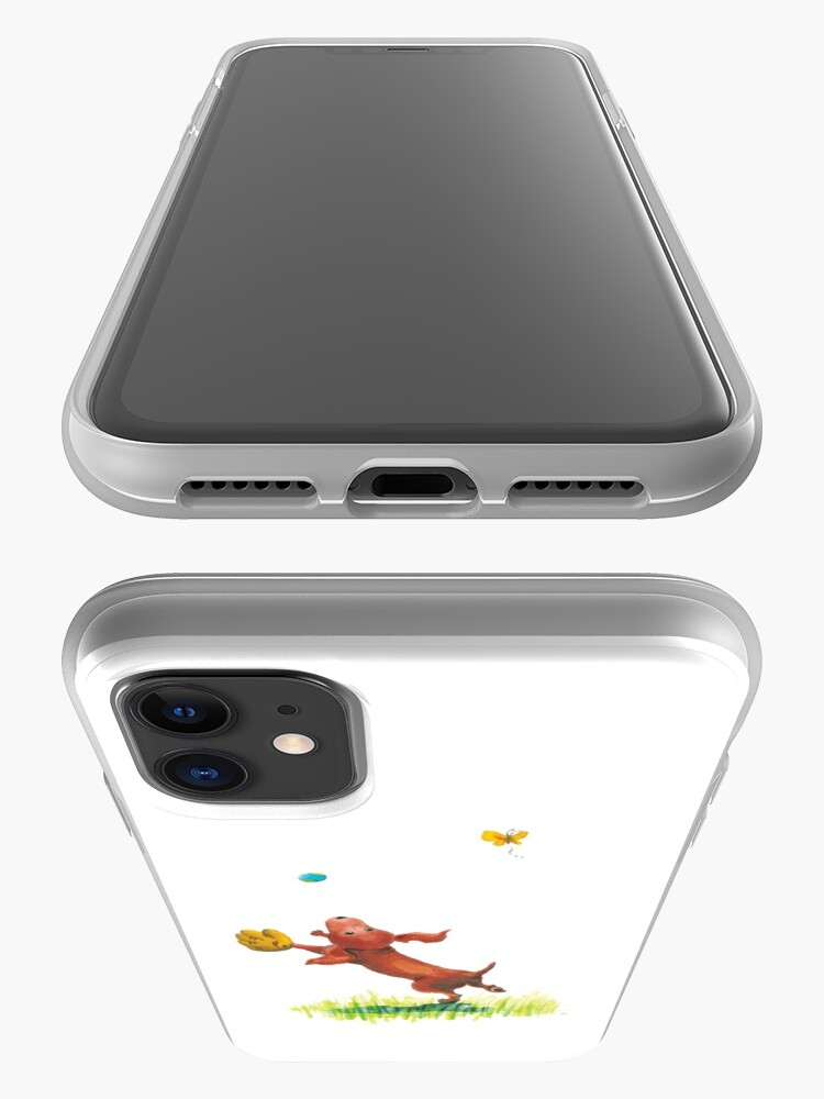 Alternate view of A Dachshund's Wish iPhone Case & Cover