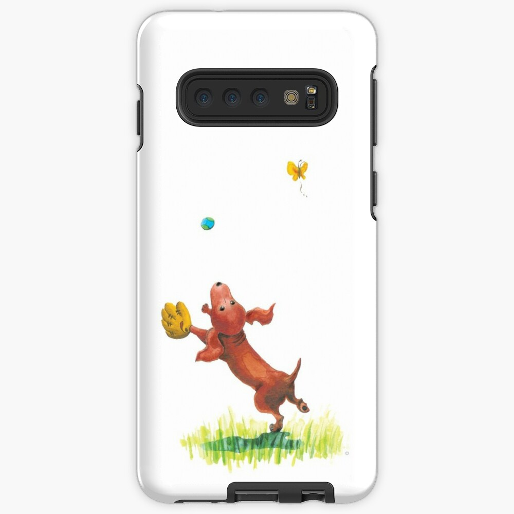 A Dachshund's Wish Case & Skin for Samsung Galaxy