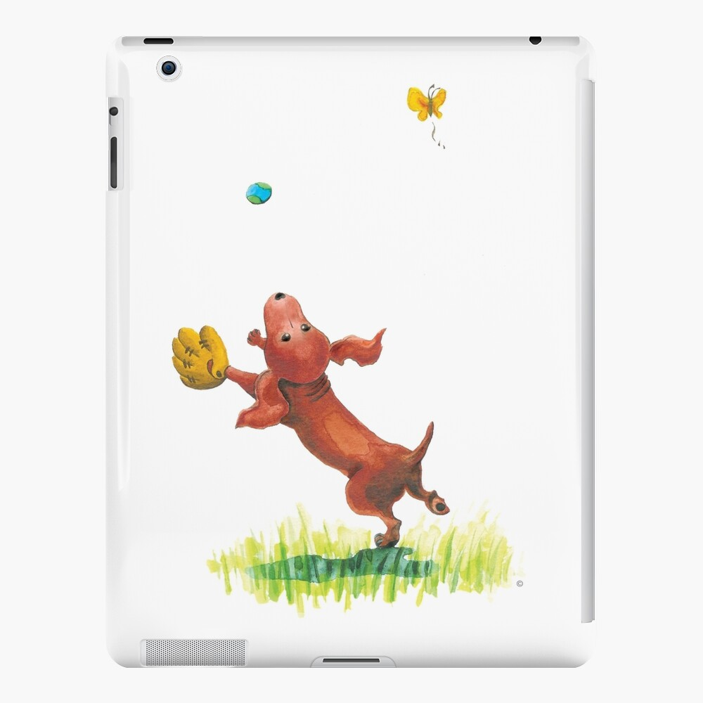 A Dachshund's Wish iPad Case & Skin
