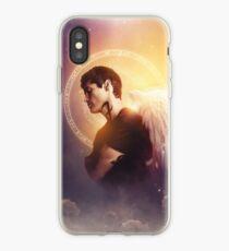 Winged!Alec Coque et skin iPhone