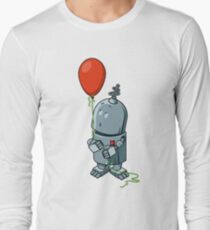 Story about the robot & a red balloon  T-Shirt