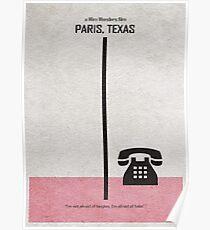Paris Texas Poster