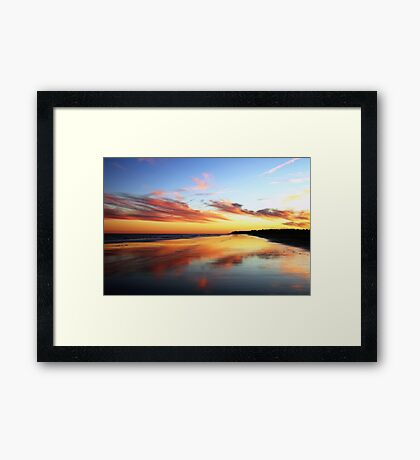 Majestic Reflections Framed Print