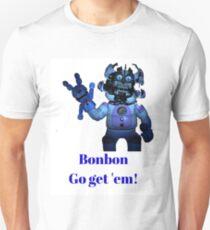 Bonbon Go get 'em! FNAF t-shirt T-Shirt