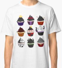 Villains cupcakes Classic T-Shirt