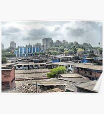 Mumbai, city of contrasts Poster