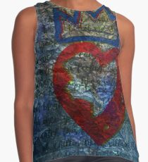 Crowned Contrast Tank