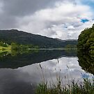 Grasmere Reflections, Cumbria by JMChown