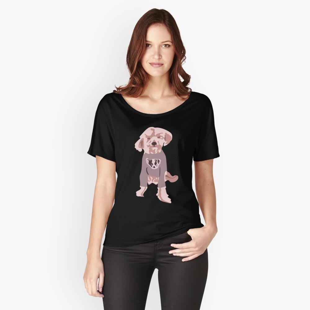 Ellen DeGeneres - The Ellen Show Dog Tee Camiseta ancha