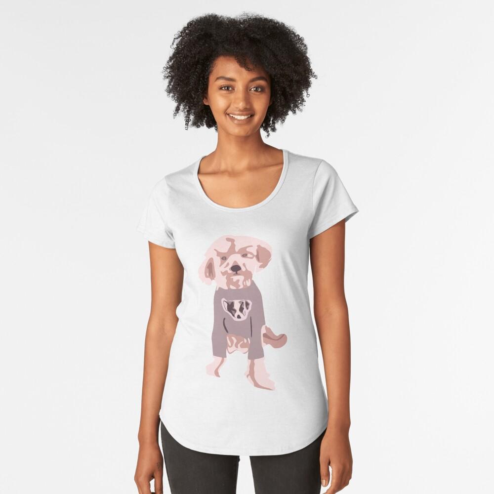 Ellen DeGeneres - The Ellen Show Dog Tee Camiseta premium de cuello ancho