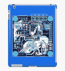 Electronic Board iPad Case/Skin